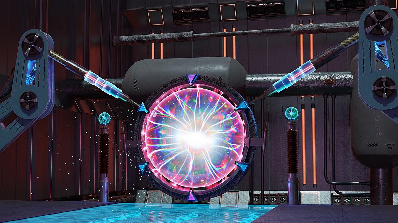 The Magic Portal