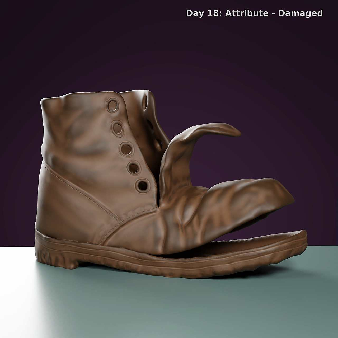 SculptJanuary19: Day 14-20