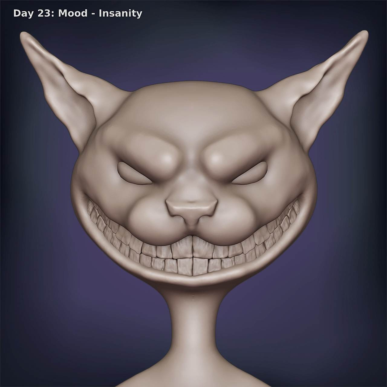 SculptJanuary19: Day 21-27