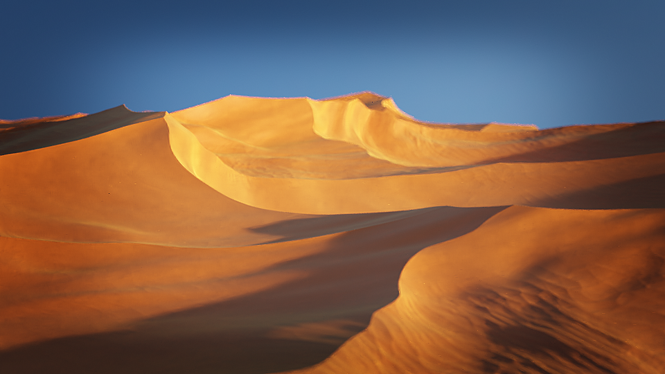Kents Creating Procedural Sand Dunes  - My Attempt