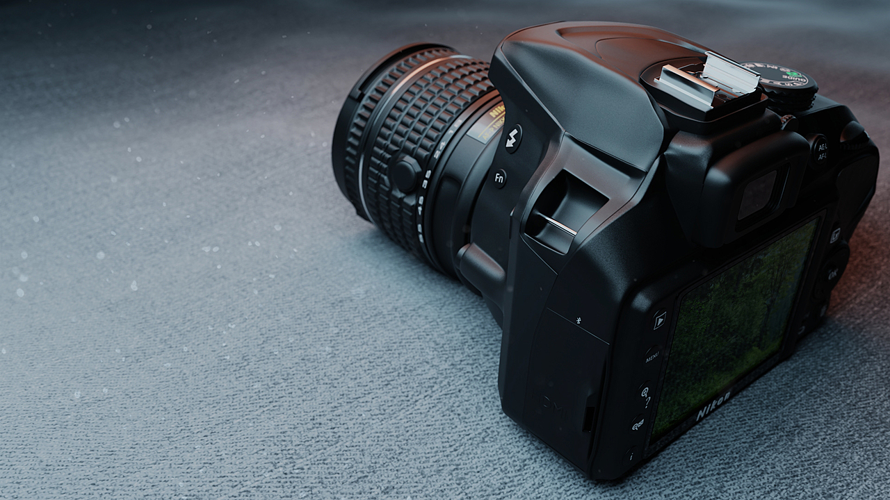 camera-nikon d3400(multiple styles)