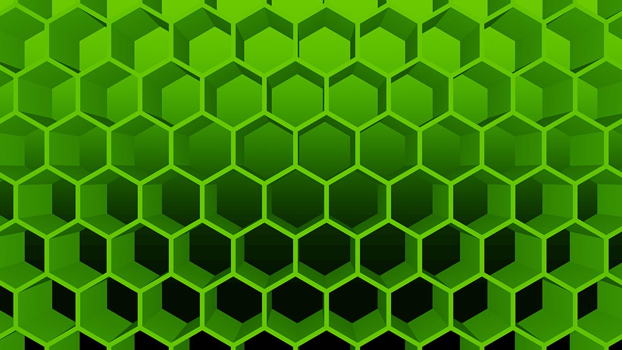 Hex Wallpaper Series - One