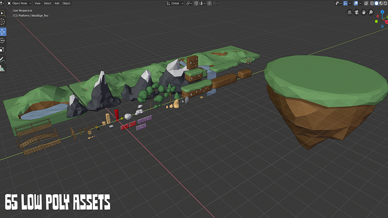 Adventure Asset Pack