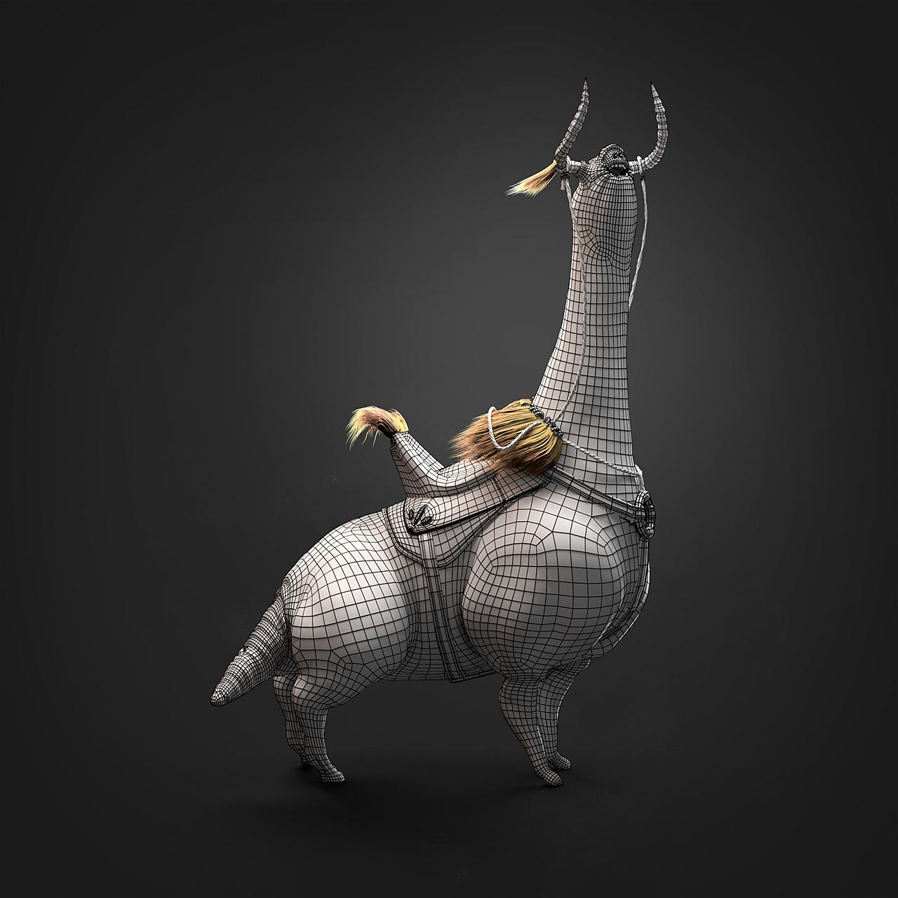 Not a War Horse