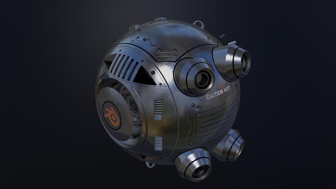 Blender Sphere