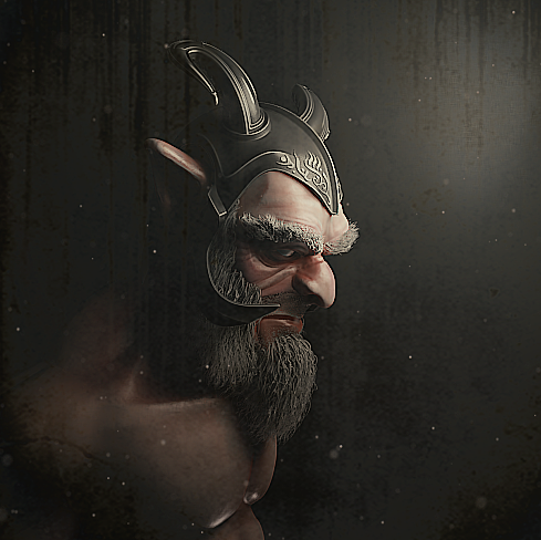 Elder God - Orgul
