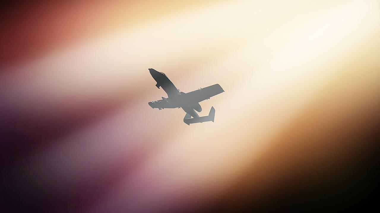 Fairchild Republic A-10C Thunderbolt II - Illustrations