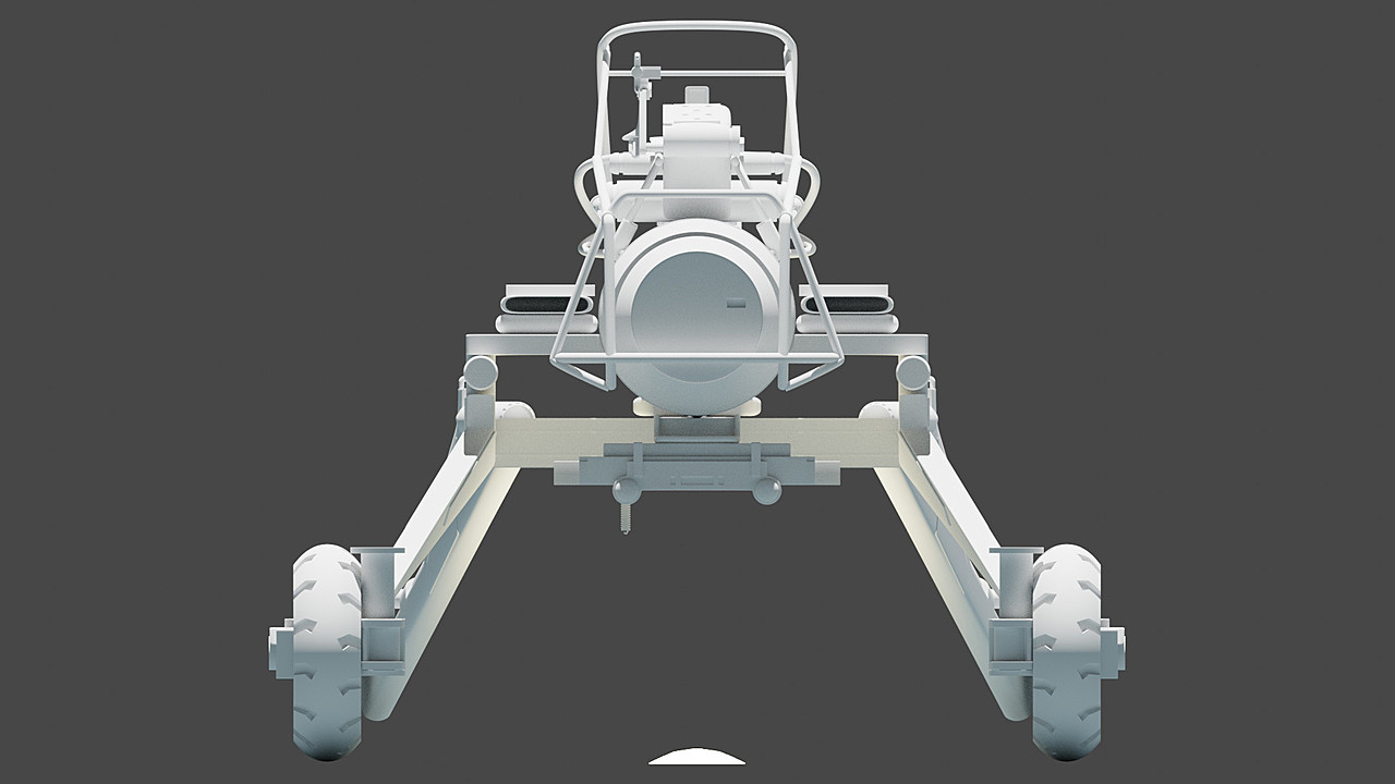Future Buggy | Hard Surface Practice