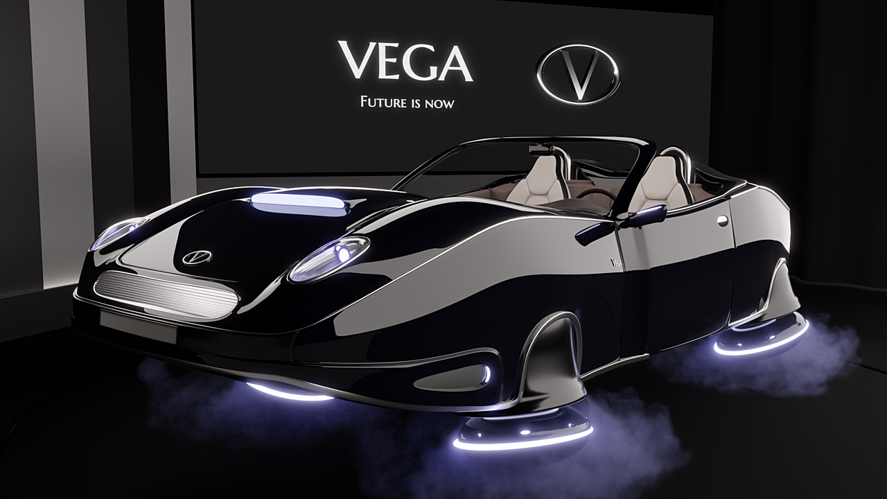 VEGA : Hover Car for Vehicle contest