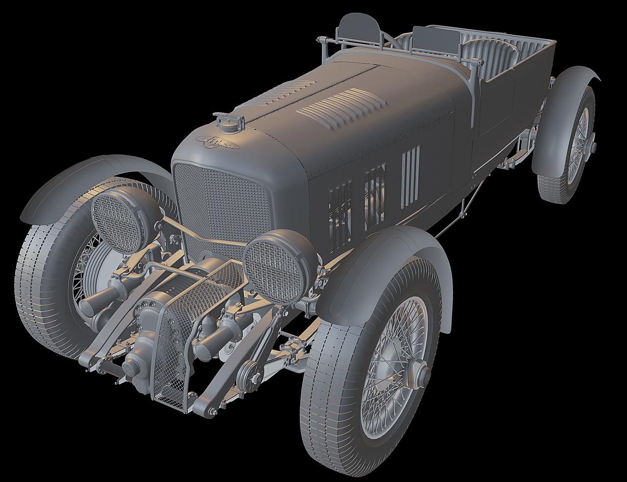 1930 Bentley Blower