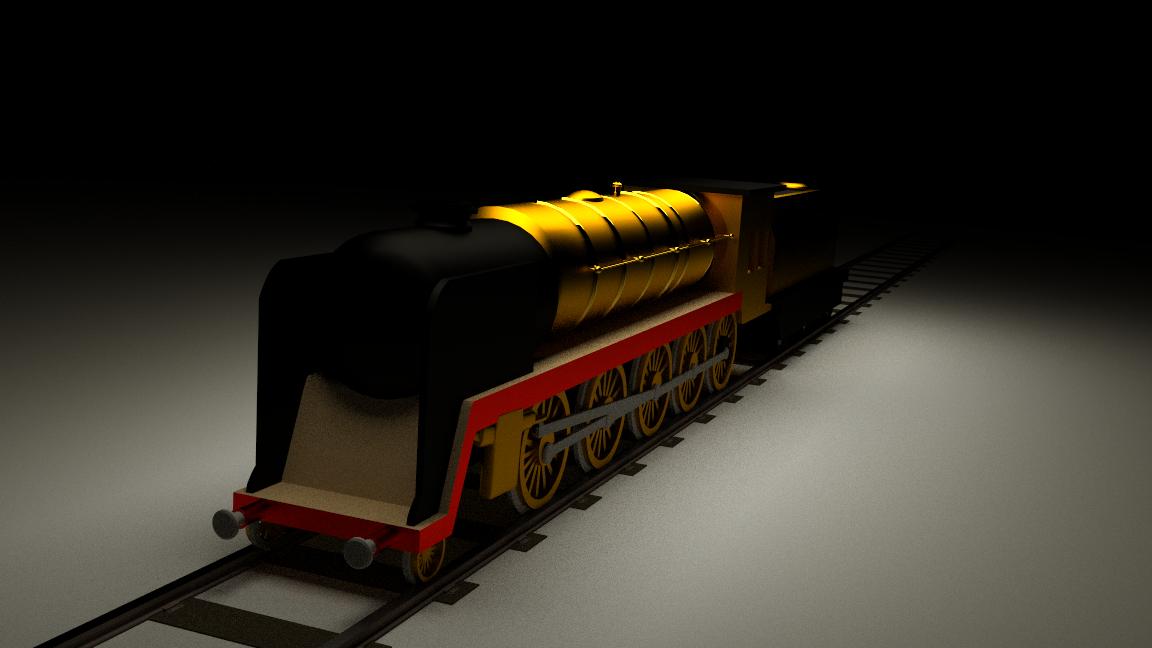BR standard class 9F