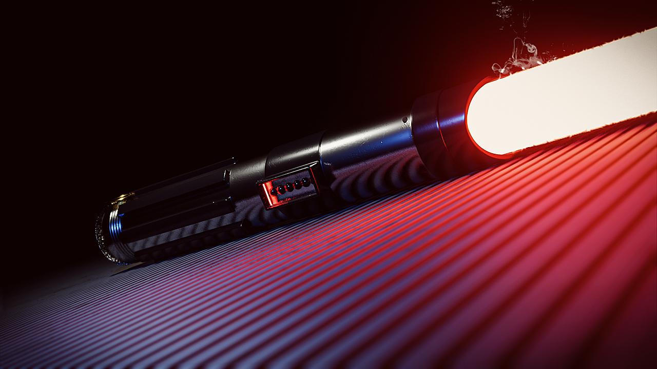 Darth Vader Lightsaber.