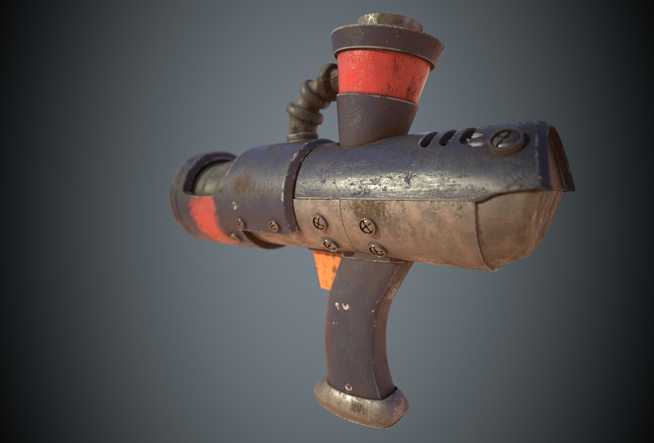 Ratchet & Clank - Blaster