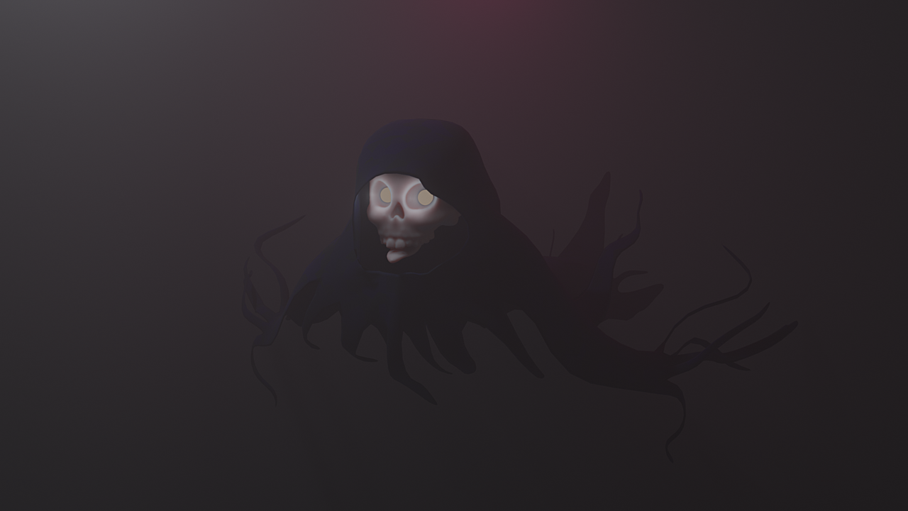 SculptJanuary2020: Day1 Spectral