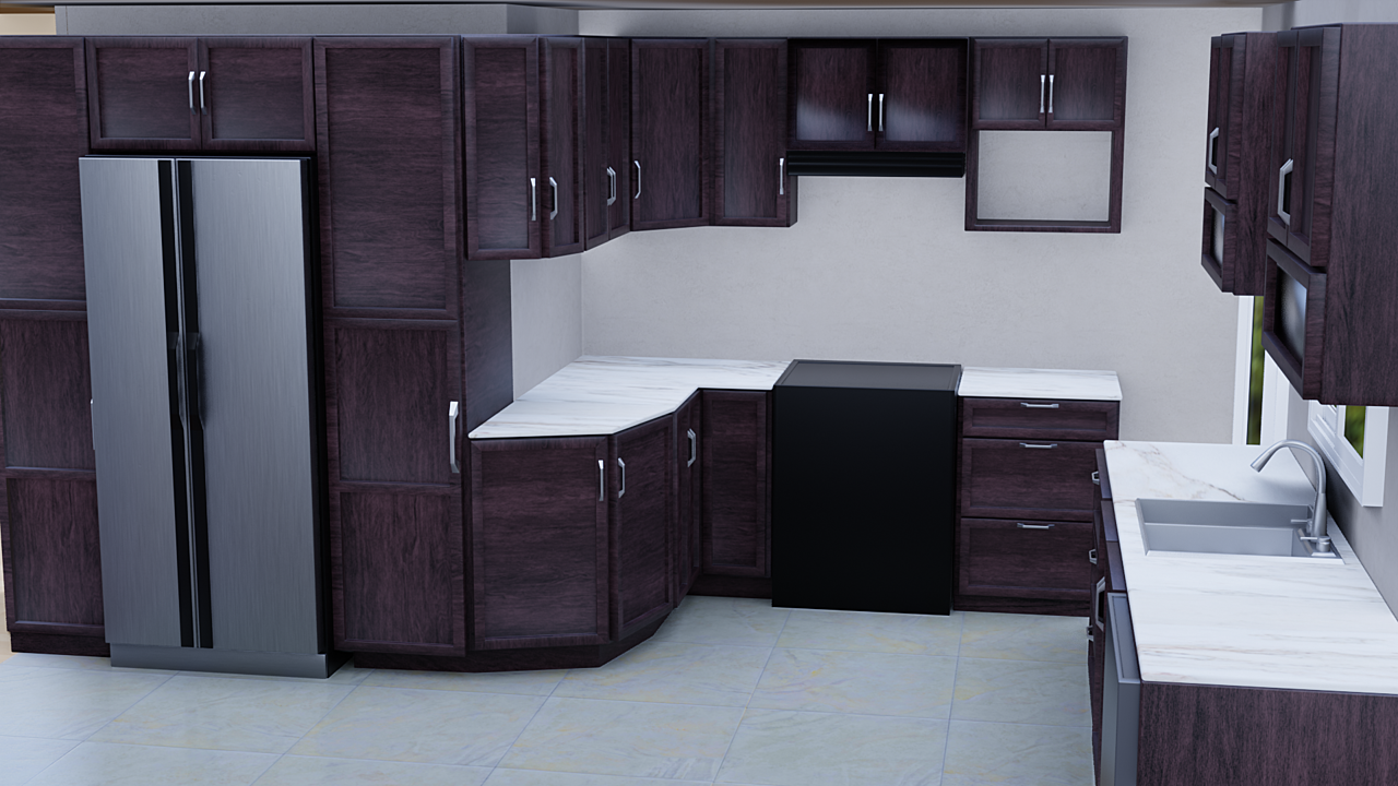 Kitchen Concept for my Home
