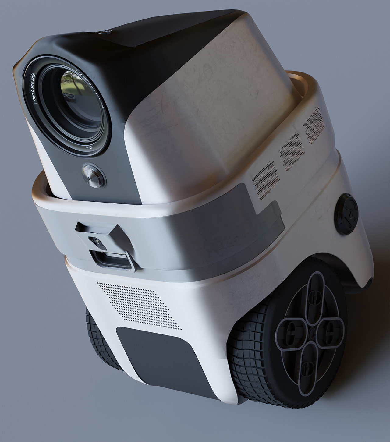 Airfryer from the future