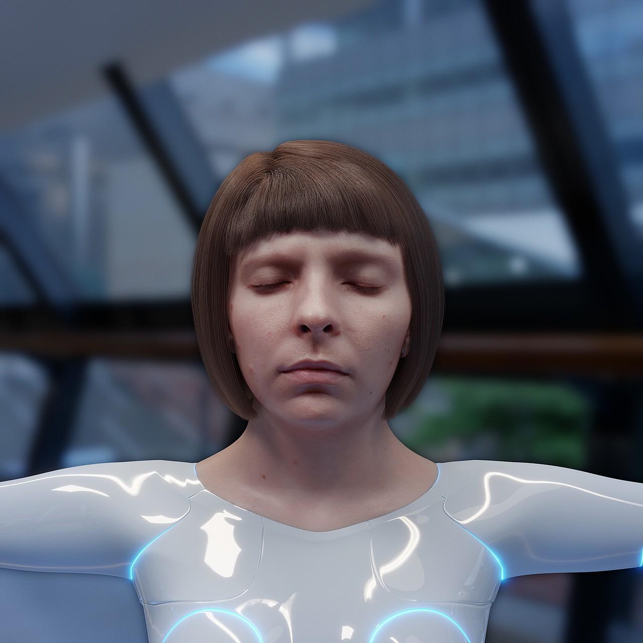 Girl Robot