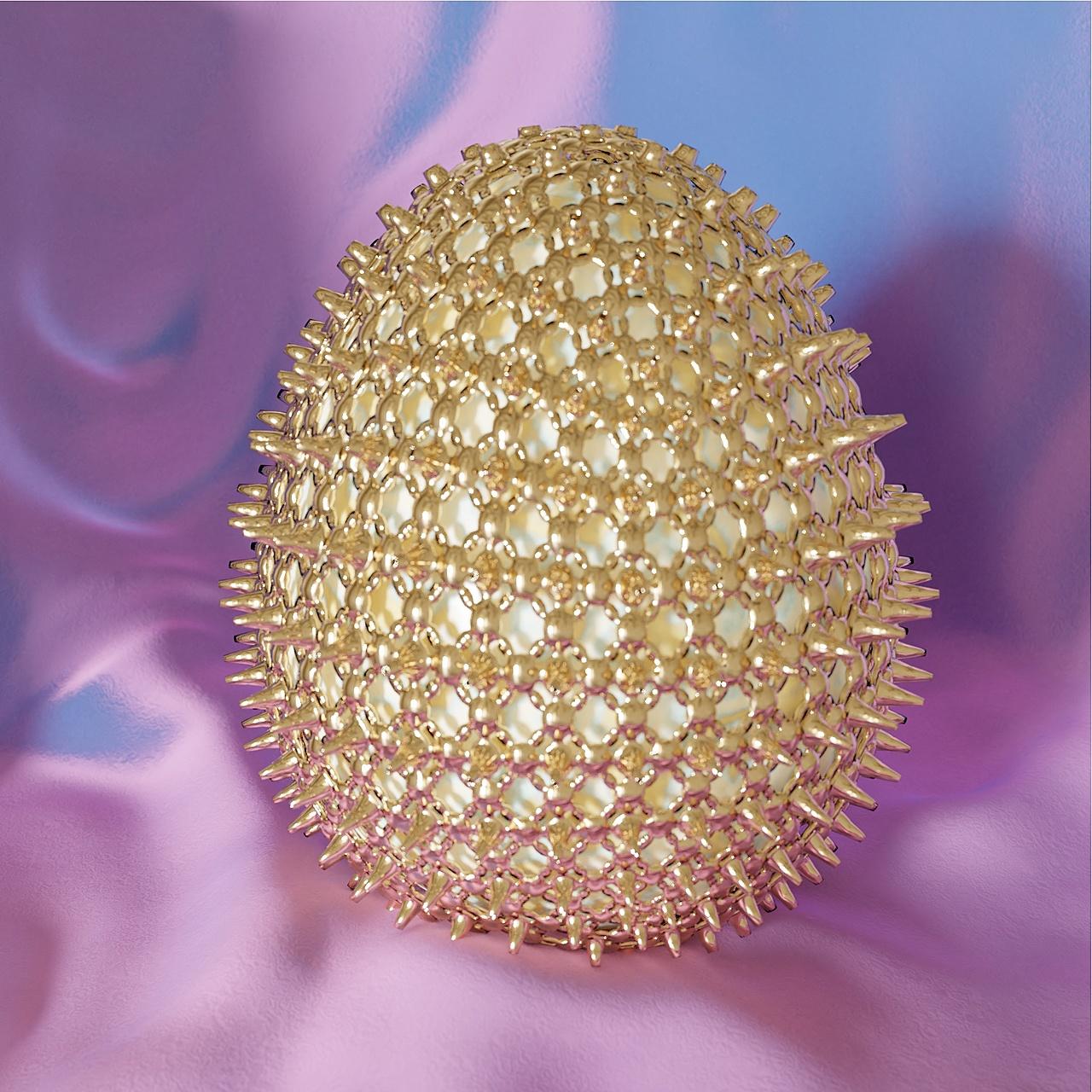 Tissue Eggs