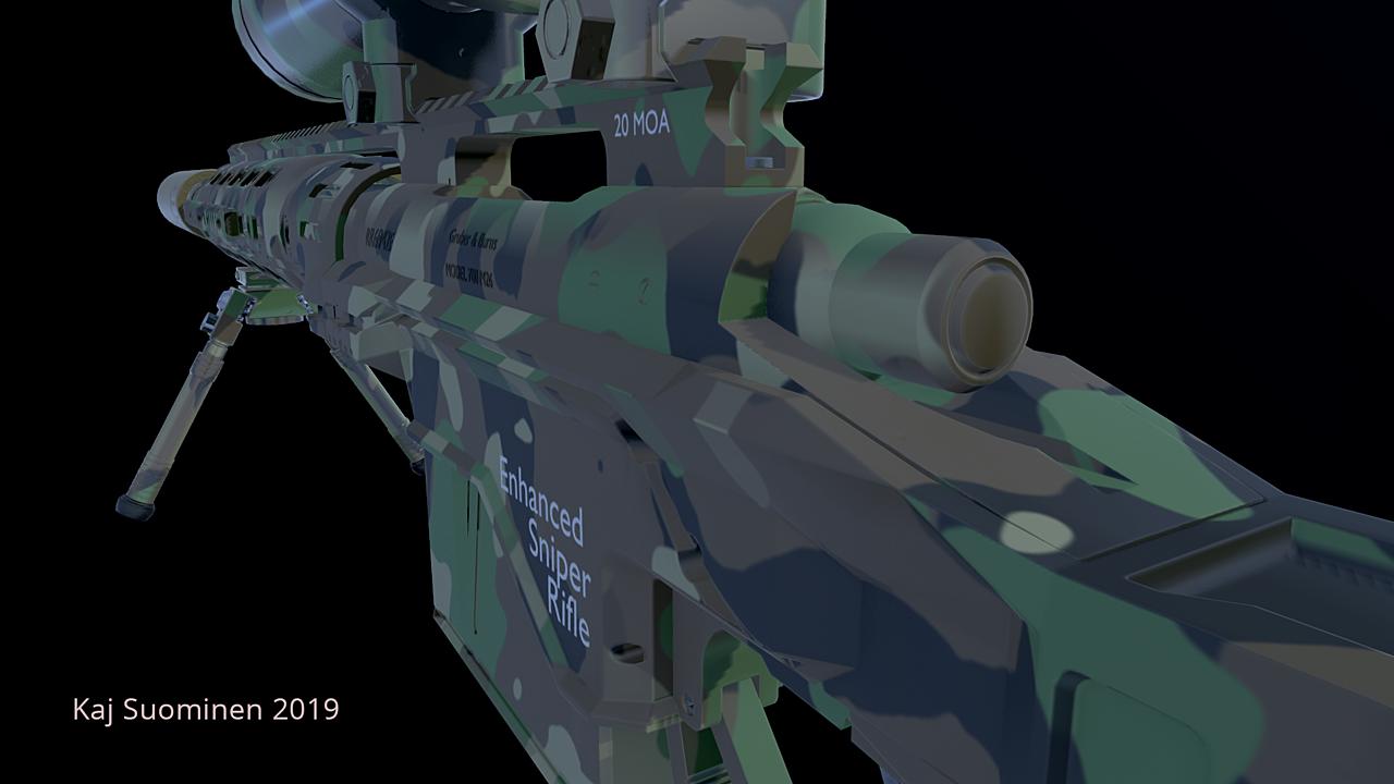 Sniper Rifle System