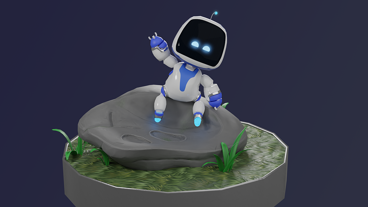 Astrobot VR
