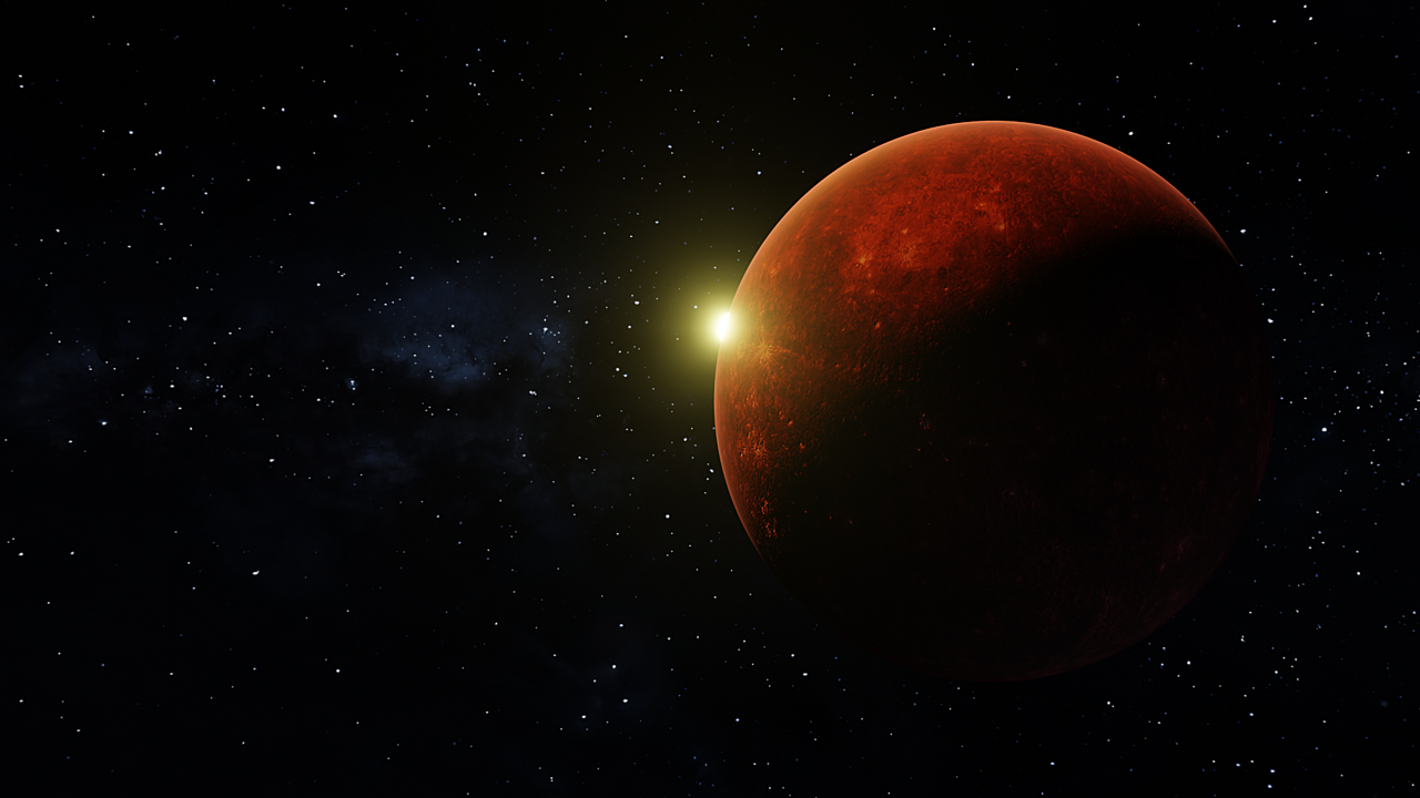 Red Planet - A Blender Made Easy Tutorial