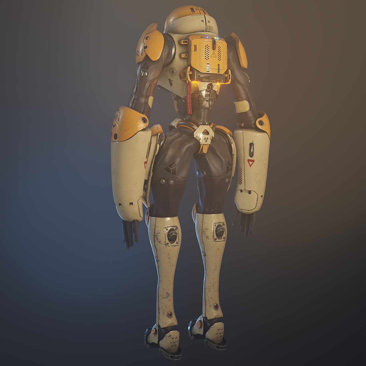 P.U.M.P The Runaway Robot