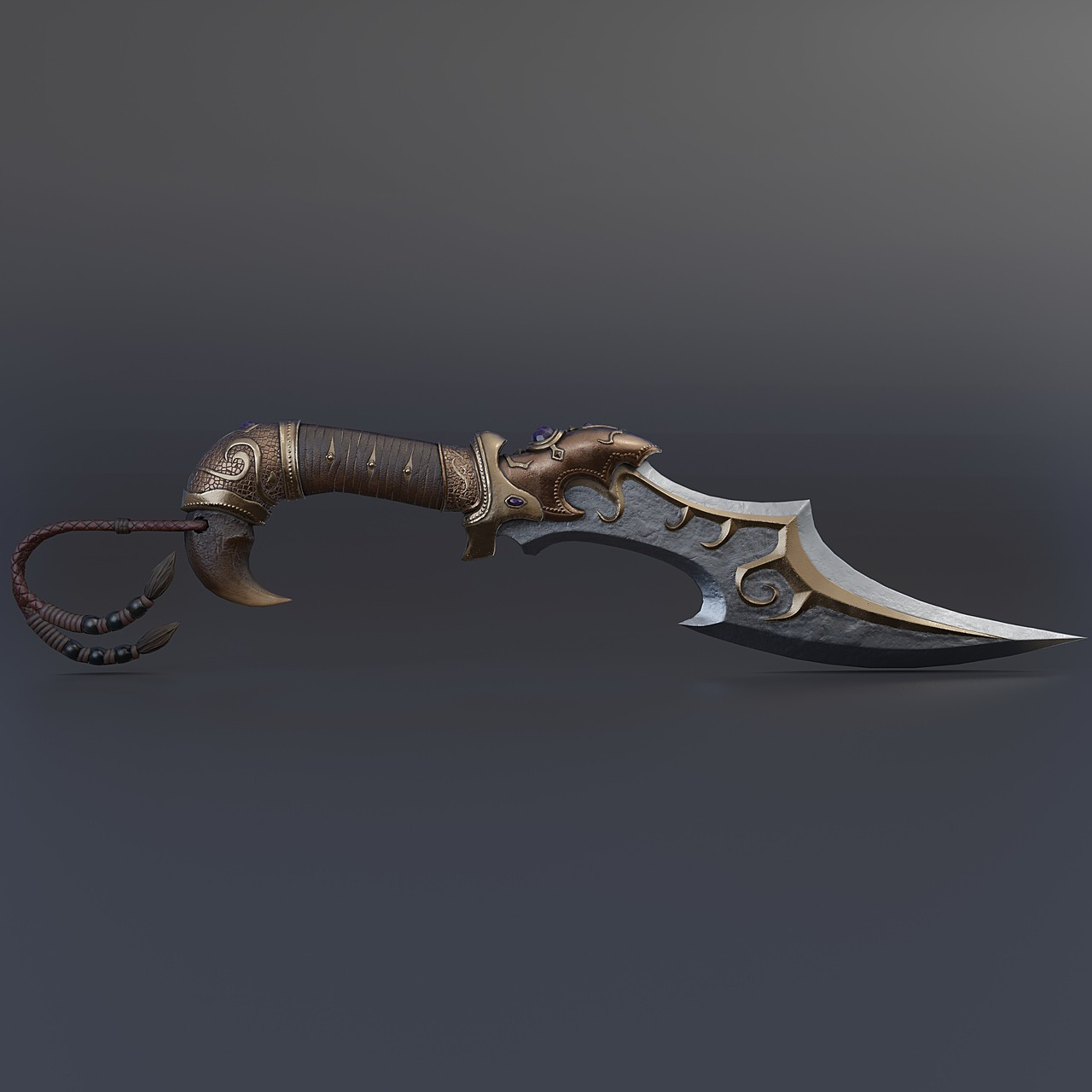 Fantasy Knife for Games