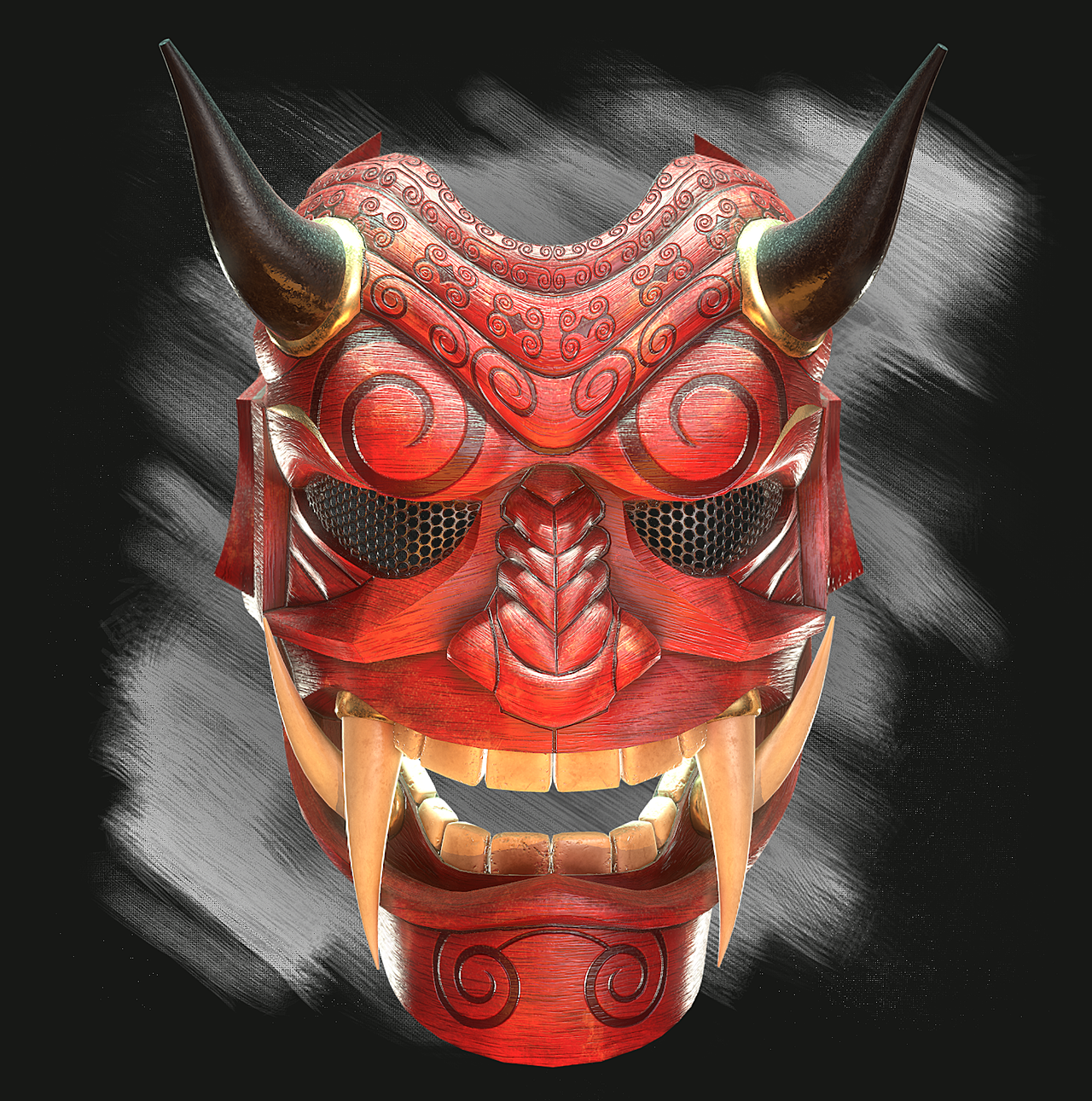 Demon Mask