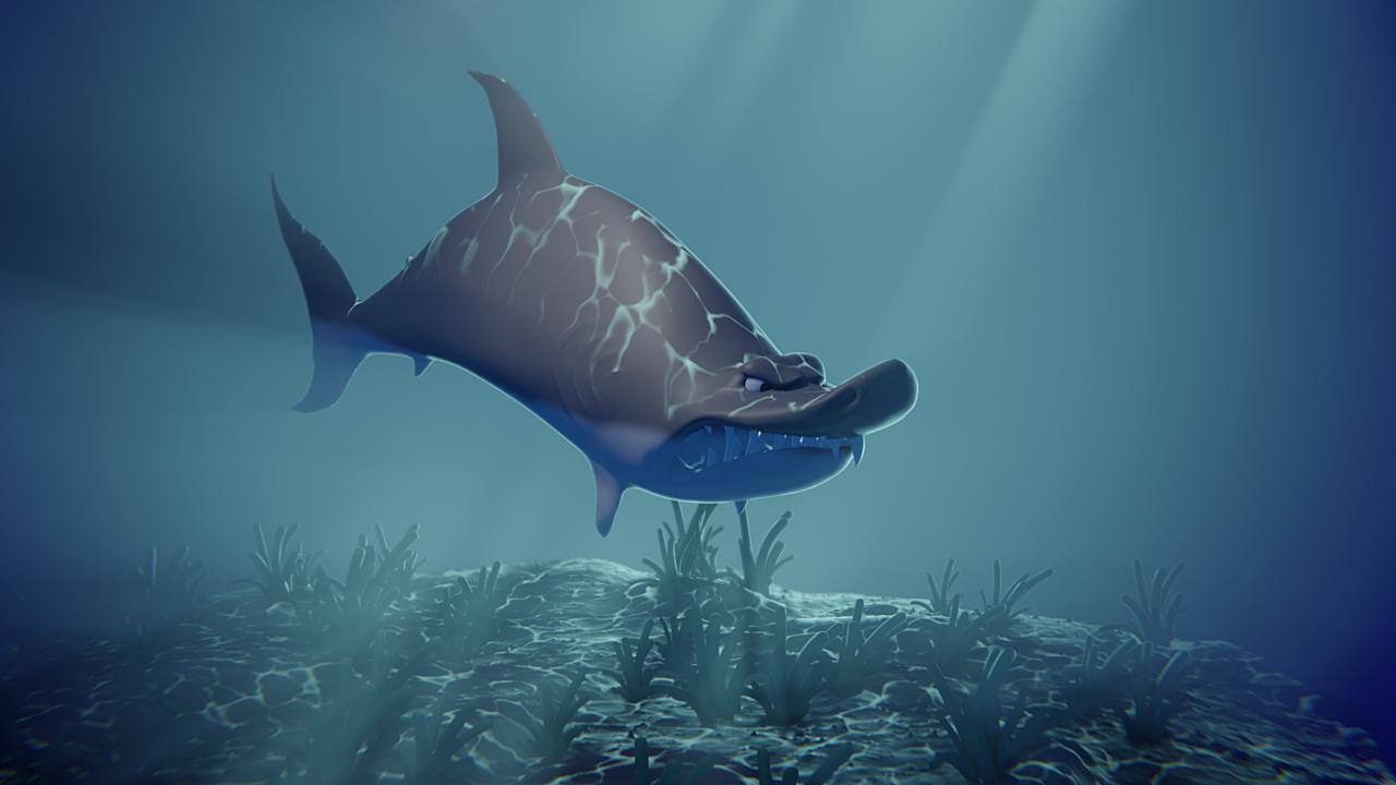Shark Sculpt