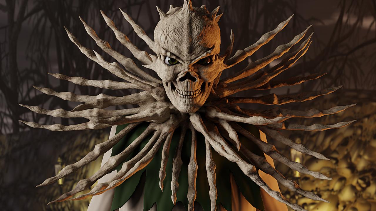 Skull Thief