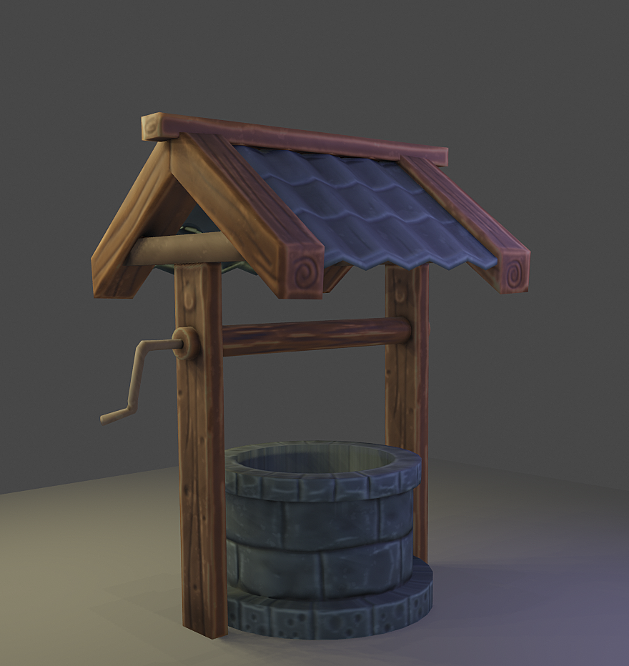 Props for game (LD46)