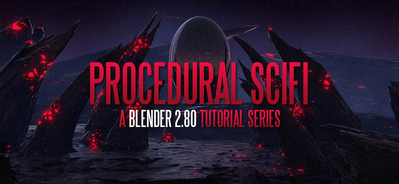 Procedural Sci-Fi