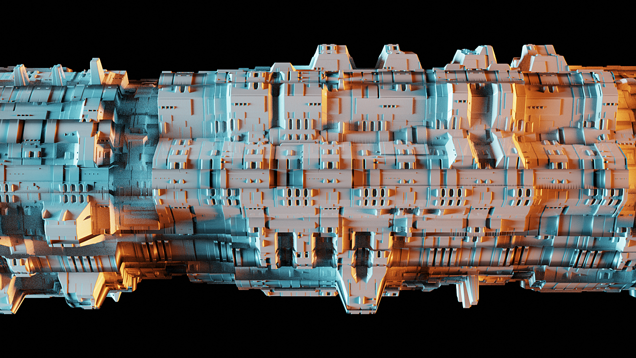 Greeble Pipe