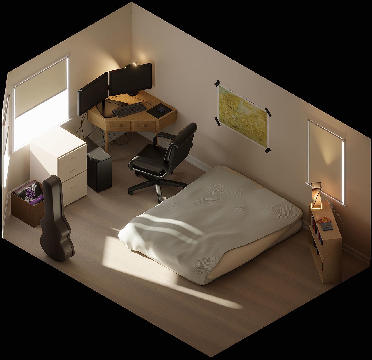 Something that Feels Like my Bedroom: the Haiku :P