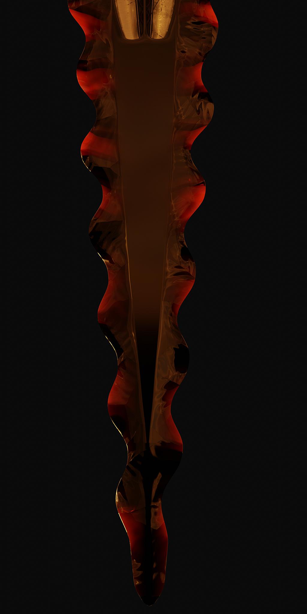Vessel blade