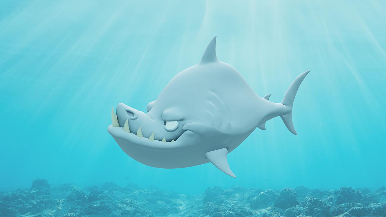 Shark Sculpting Course
