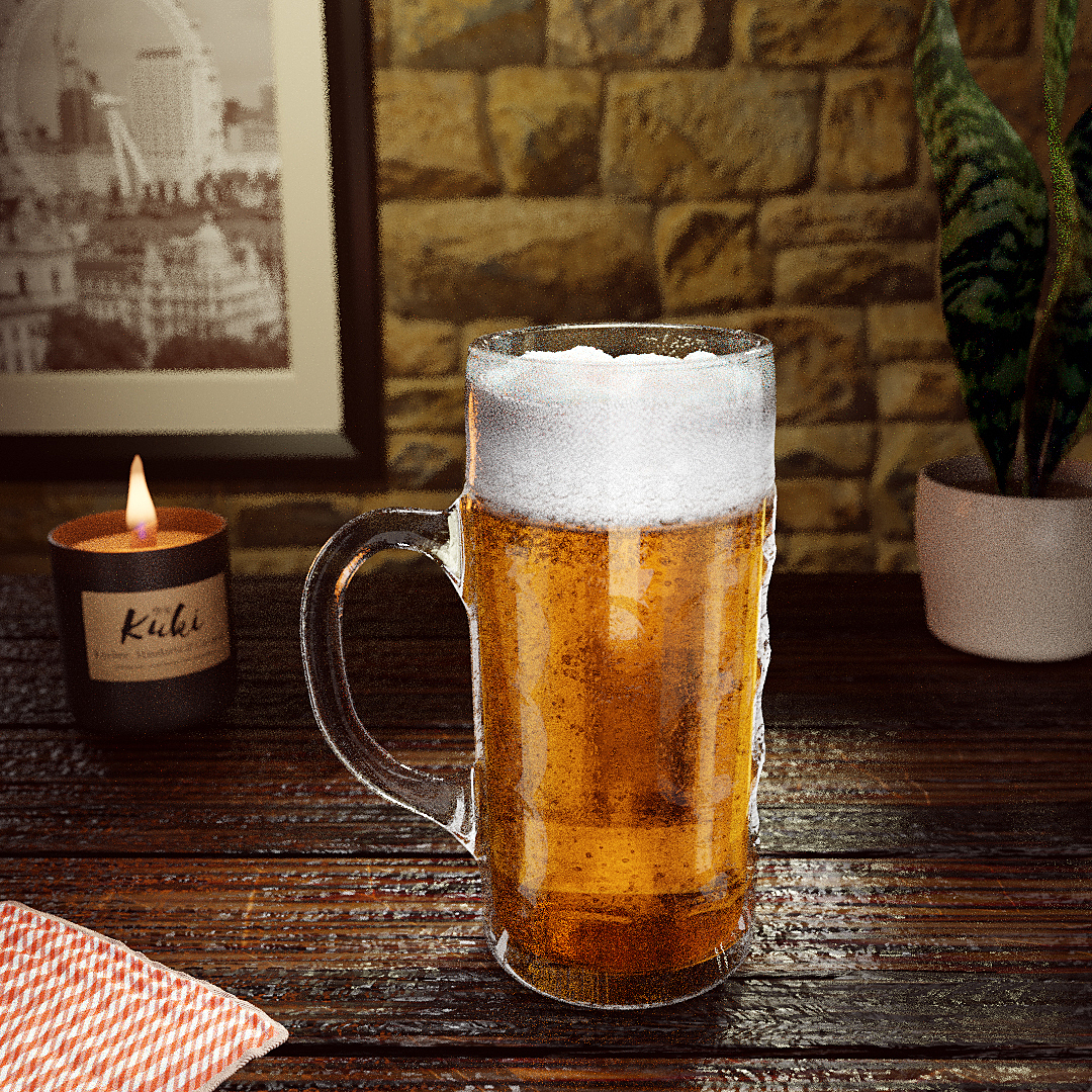 Have a Beer-Over-IP