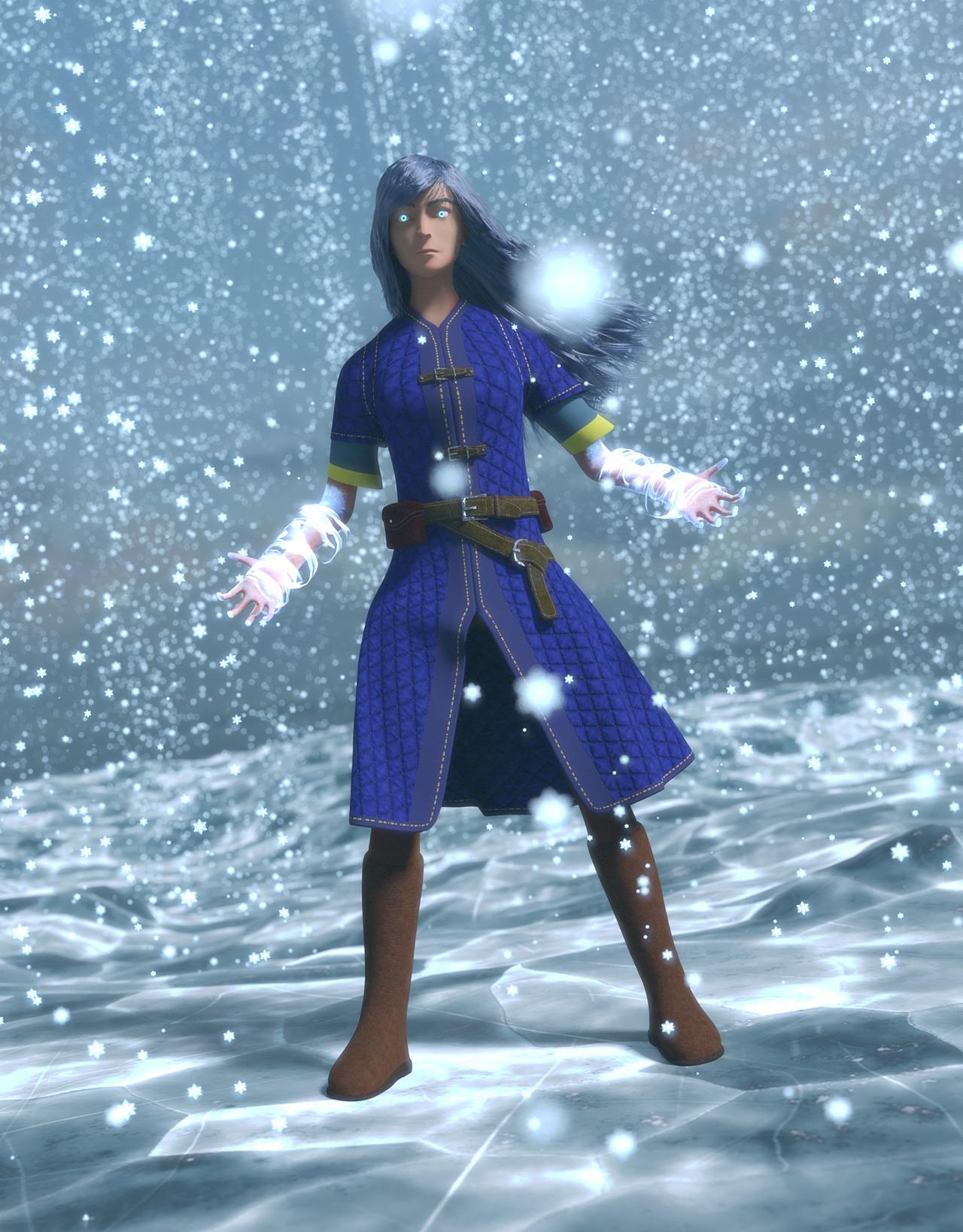 Asira Ice-Mage