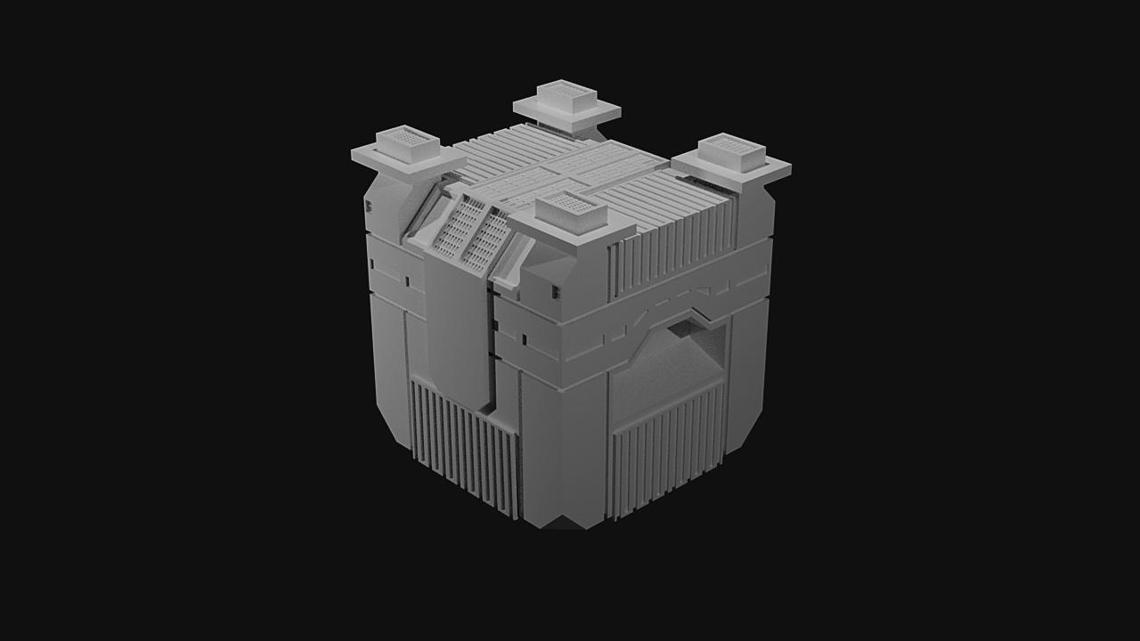 My Sci-Fi Crate