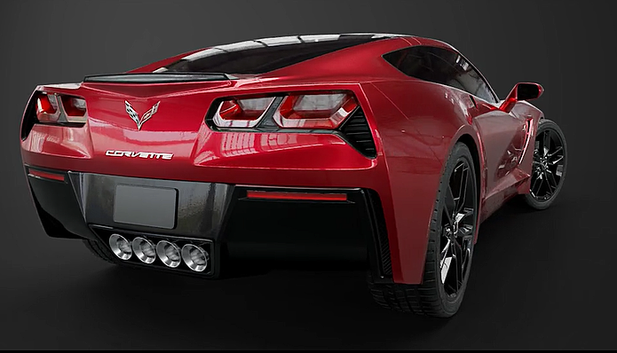 2014 Corvette Stingray C51