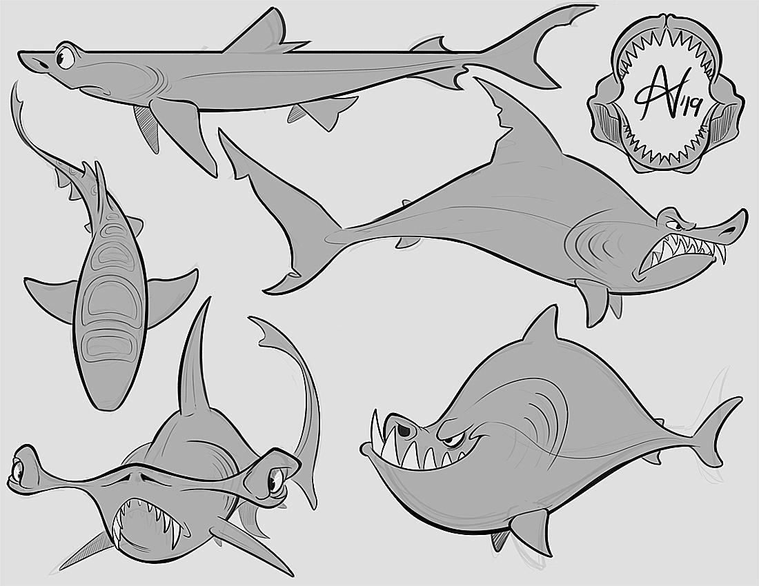 Kat's Shark