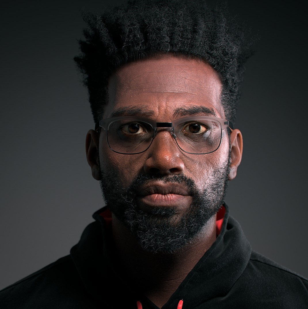 Portraits of Simon