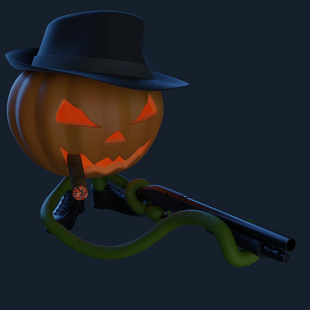 Pump'n Pumpkin
