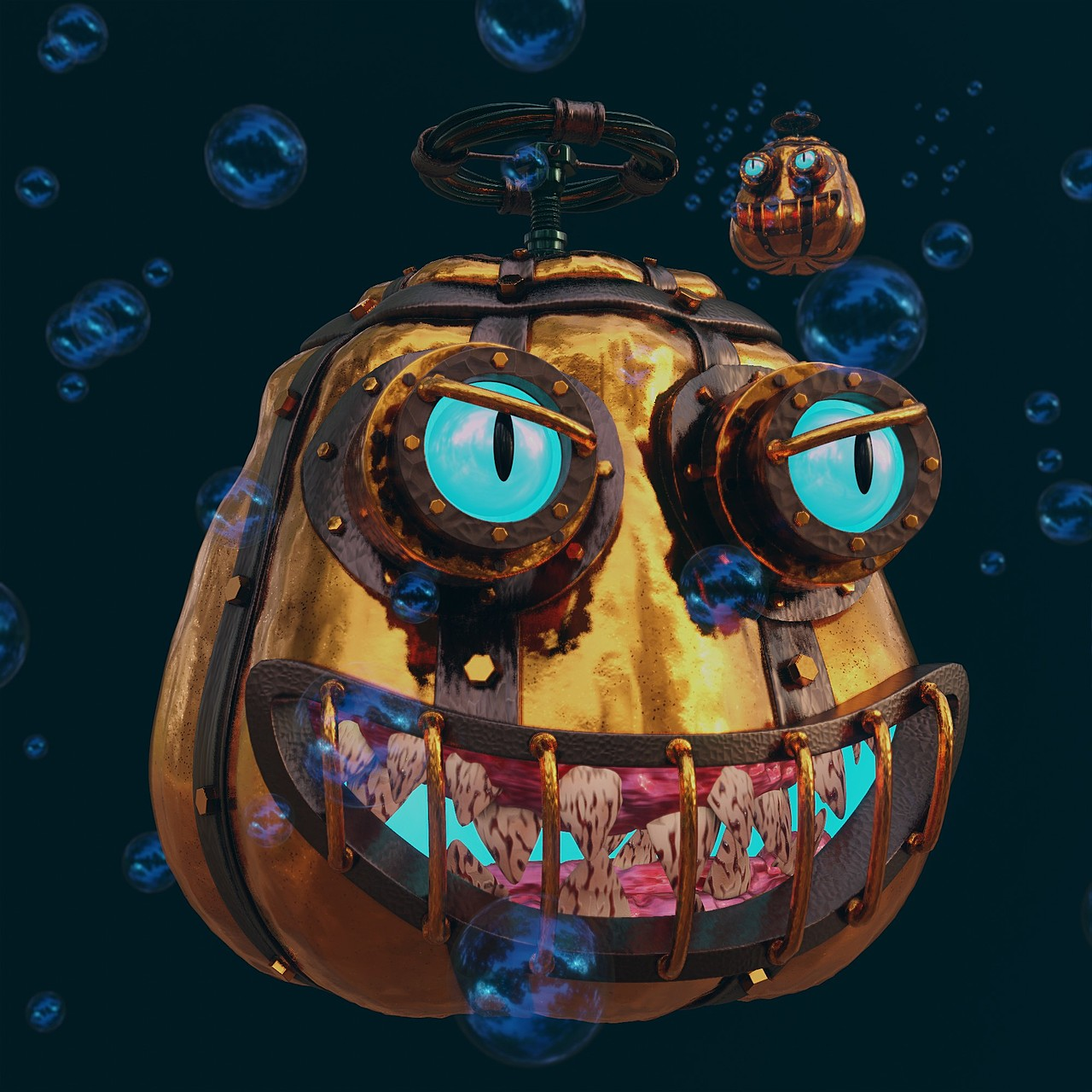 20,000 Leagues (Epic pumpkin)