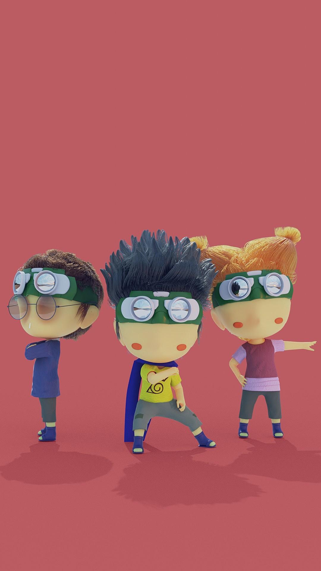 Konohamaru Squad
