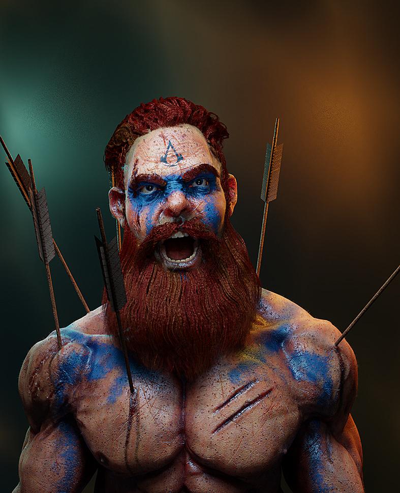 Viking Assassin