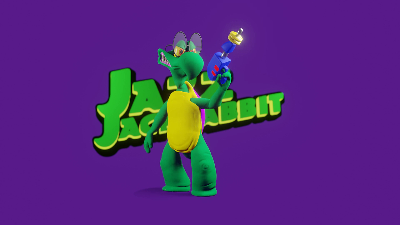Jazz Jackrabbit - Devan Shell