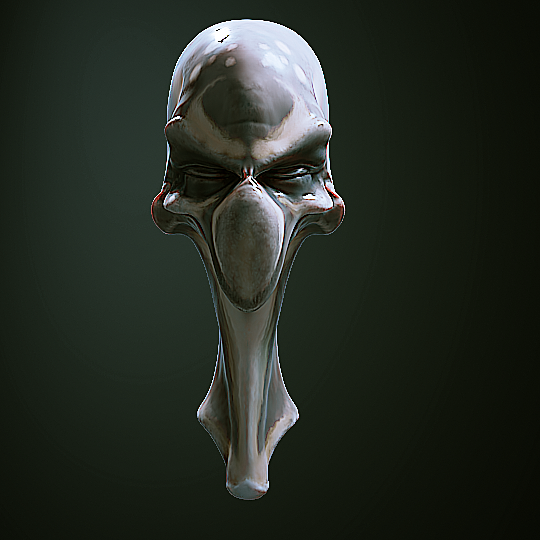 Oddworld - Untitled (Character Concept)
