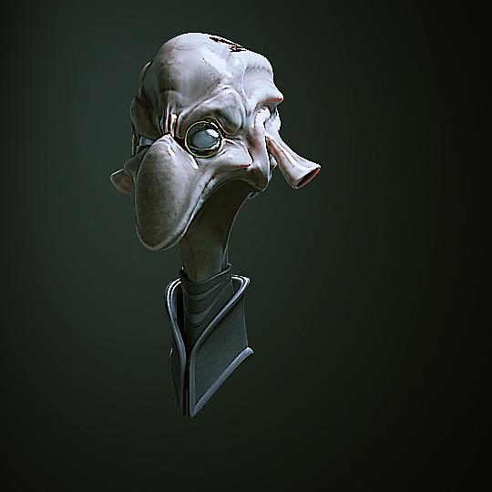 Oddworld - The Capitalist (Character Concept)