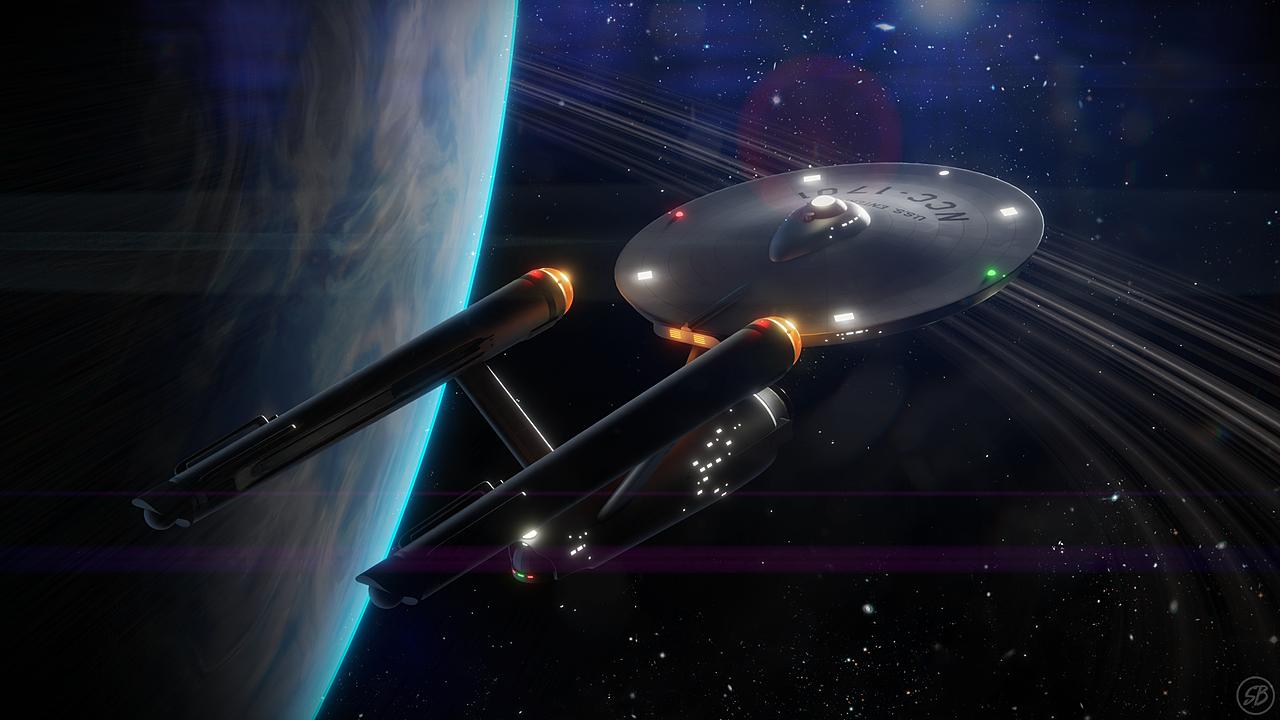 USS Enterprise 1701